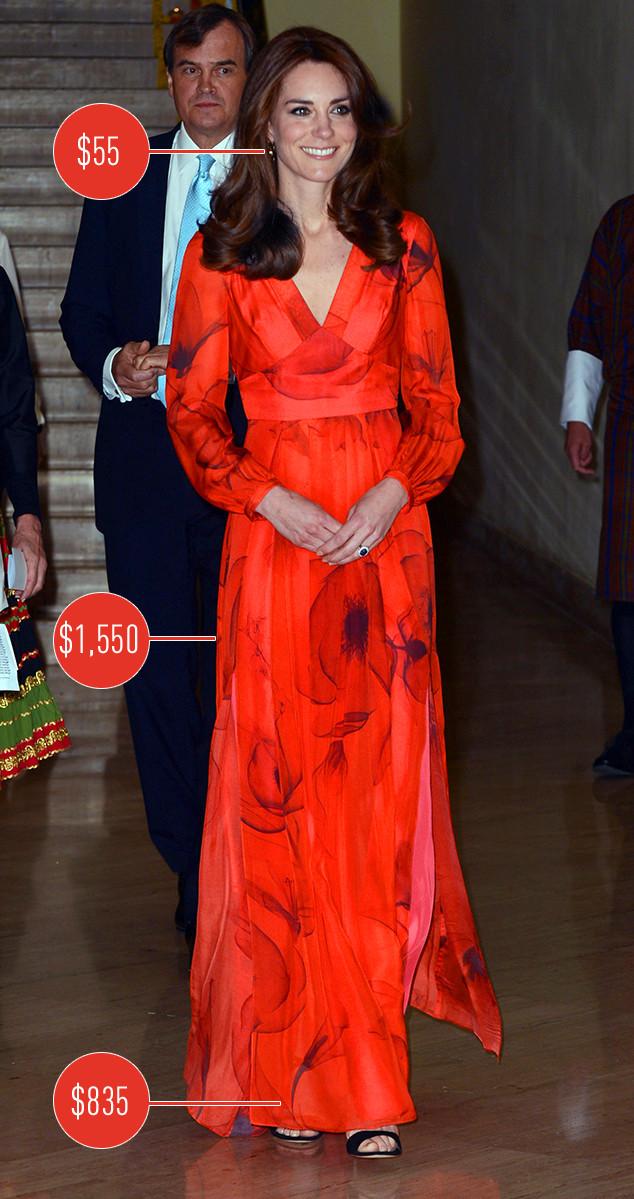 Prices, Catherine, Duchess of Cambridge, Kate Middleton, Bhutan