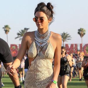 Kendall Jenner, Coachella