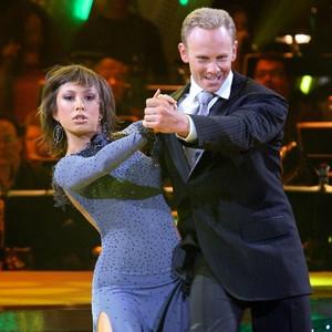 Dancing With The Stars: Ian Ziering, Cheryl Burke