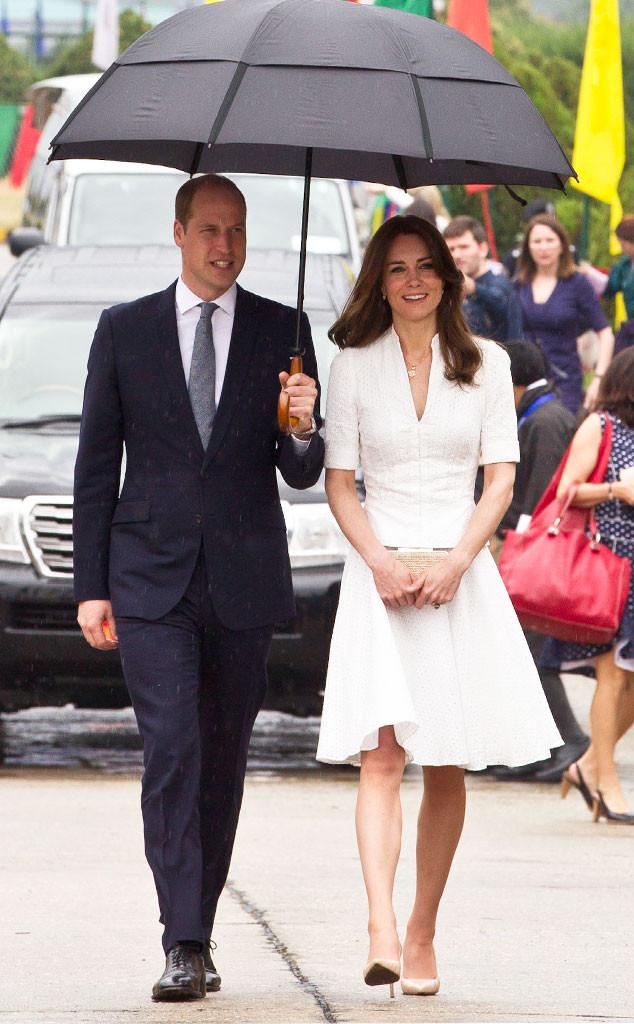 Prince William, Kate Middleton, Bhutan