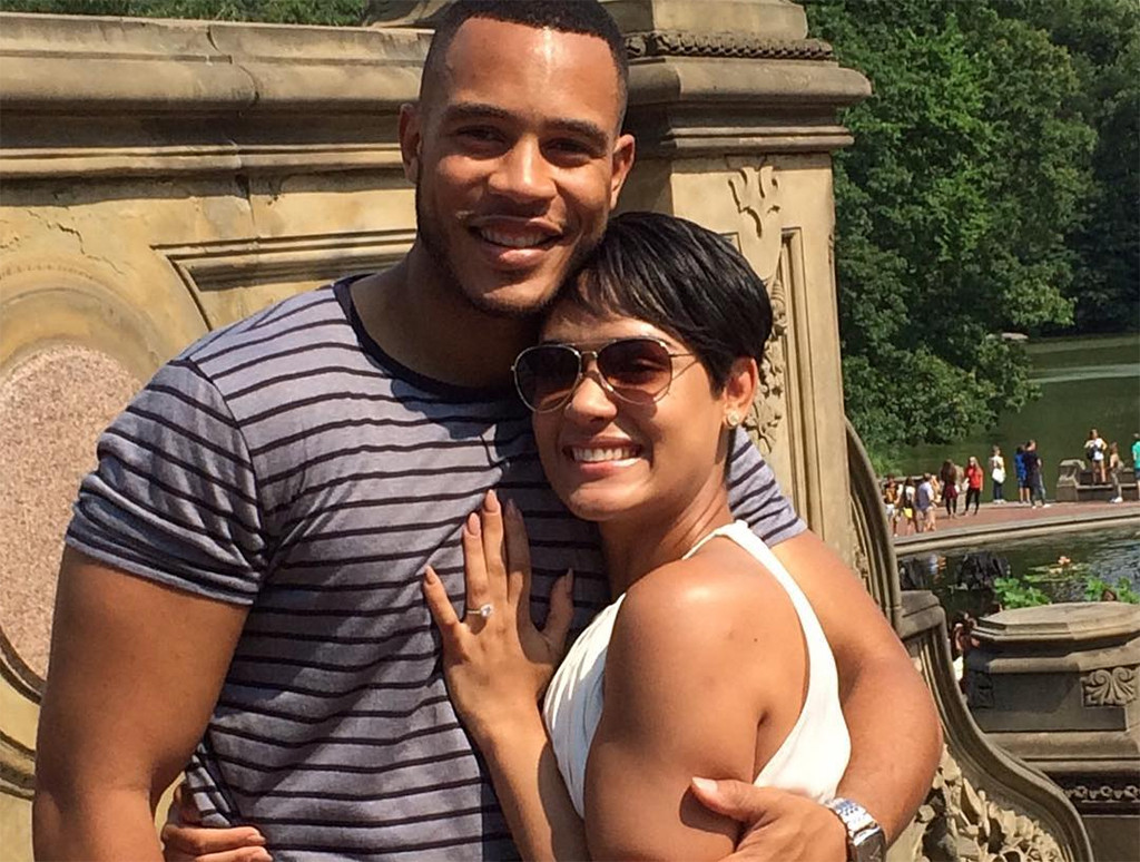 Trai Byers, Grace Gealey, Married