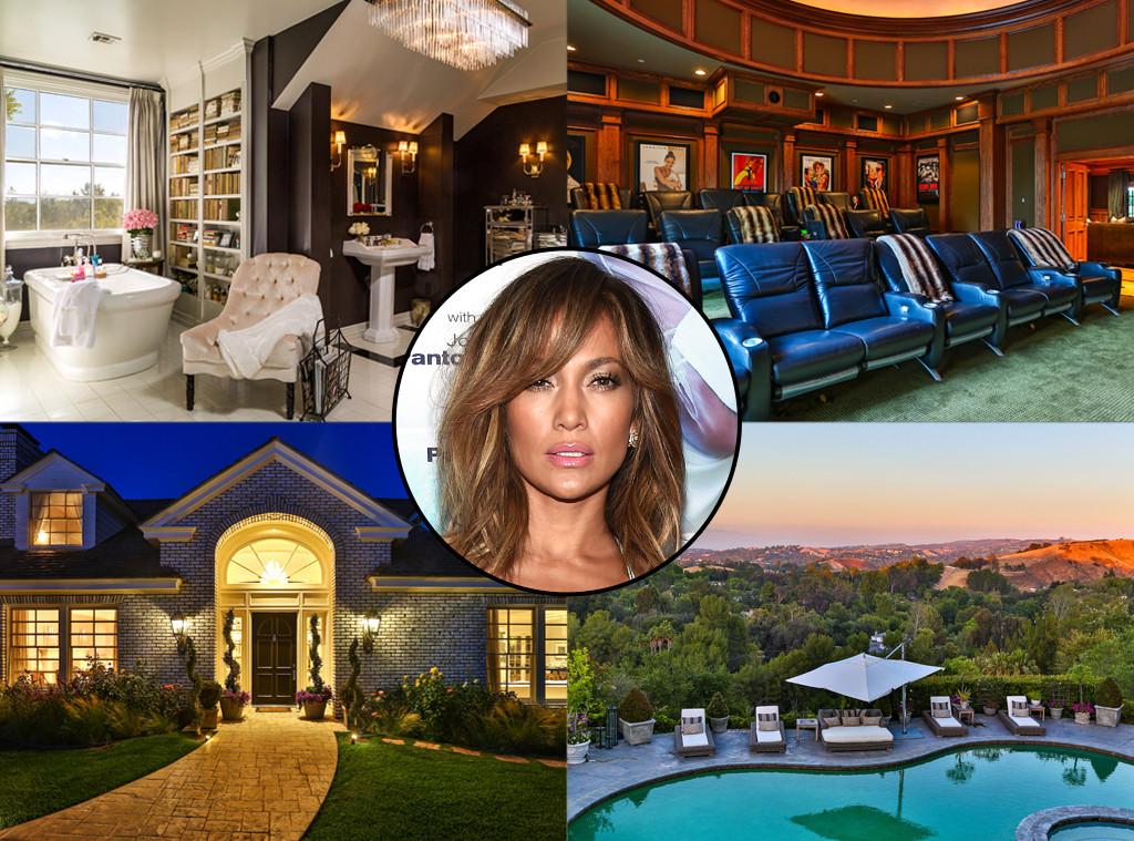 Jennifer Lopez, Real Estate