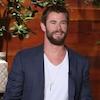 Chris Hemsworth, The Ellen DeGeneres Show