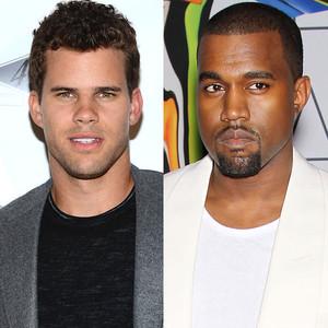 Kris Humphries, Kanye West