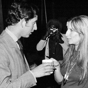Prince Charles,  Barbra Streisand
