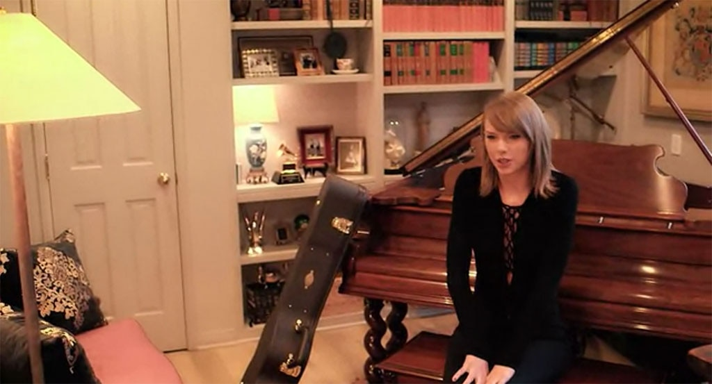 Here S How To Give Your Home The Taylor Swift Touch E News