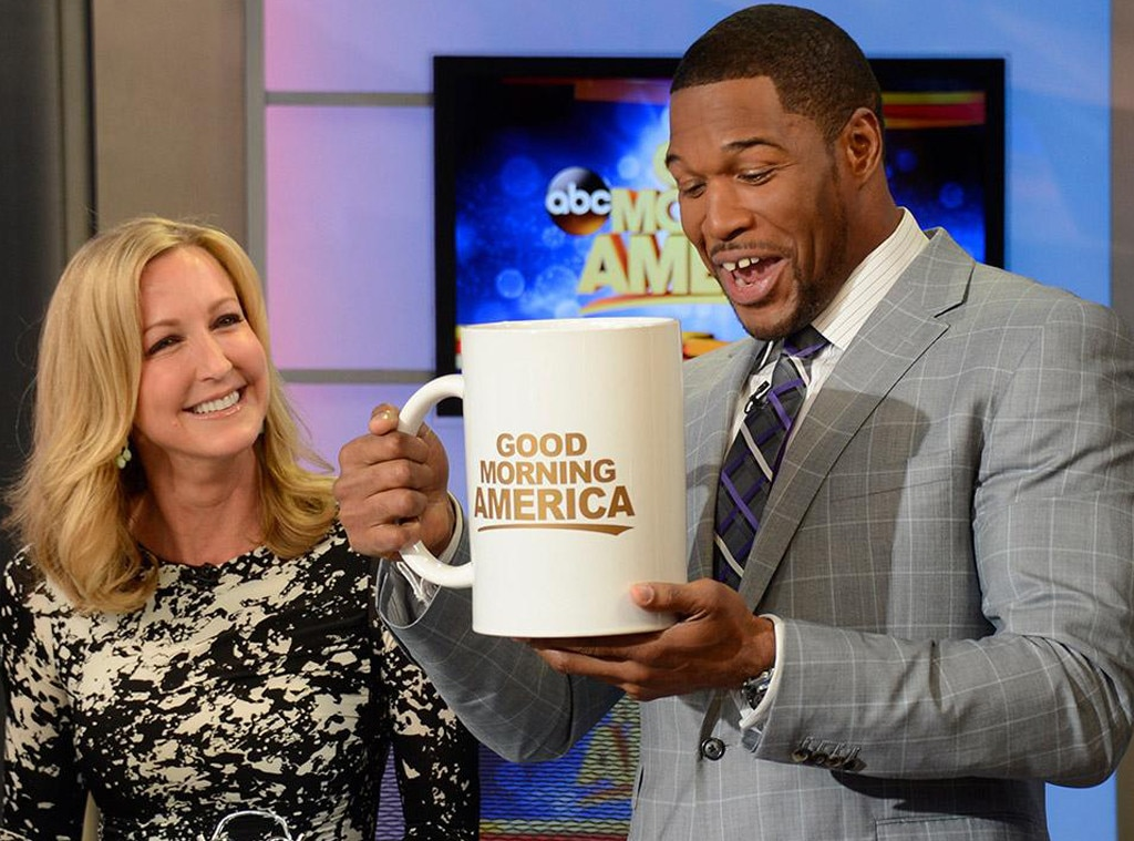 Michael Strahan, Good Morning America