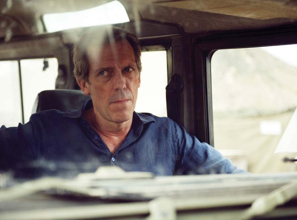Hugh Laurie Wins Best Supporting Actor in a Miniseries — Golden Globes