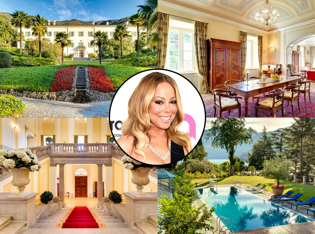 Inside Mariah Carey's Luxurious $60 Million Airbnb in ...