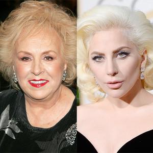 Doris Roberts, Lady Gaga