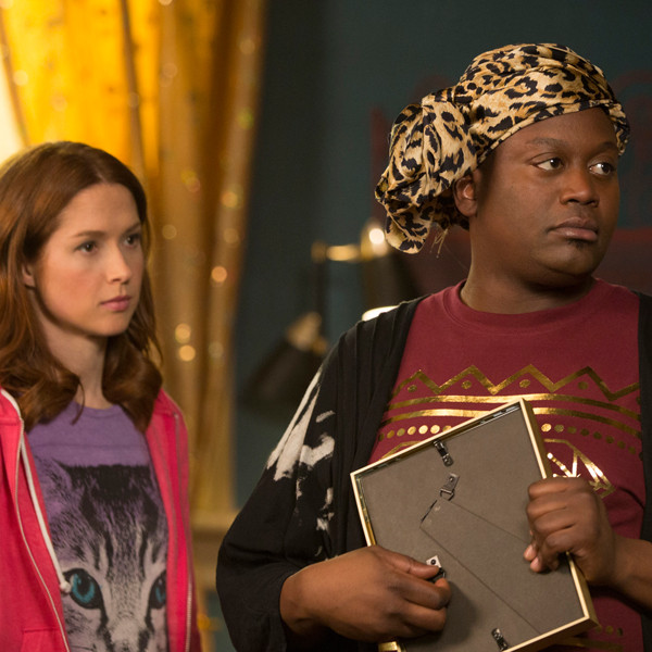 Ellie Kemper & Tituss Burgess Play <i>Unbreakable Kimmy Schmidt</i> Word Association and You Won't Believe What They Said