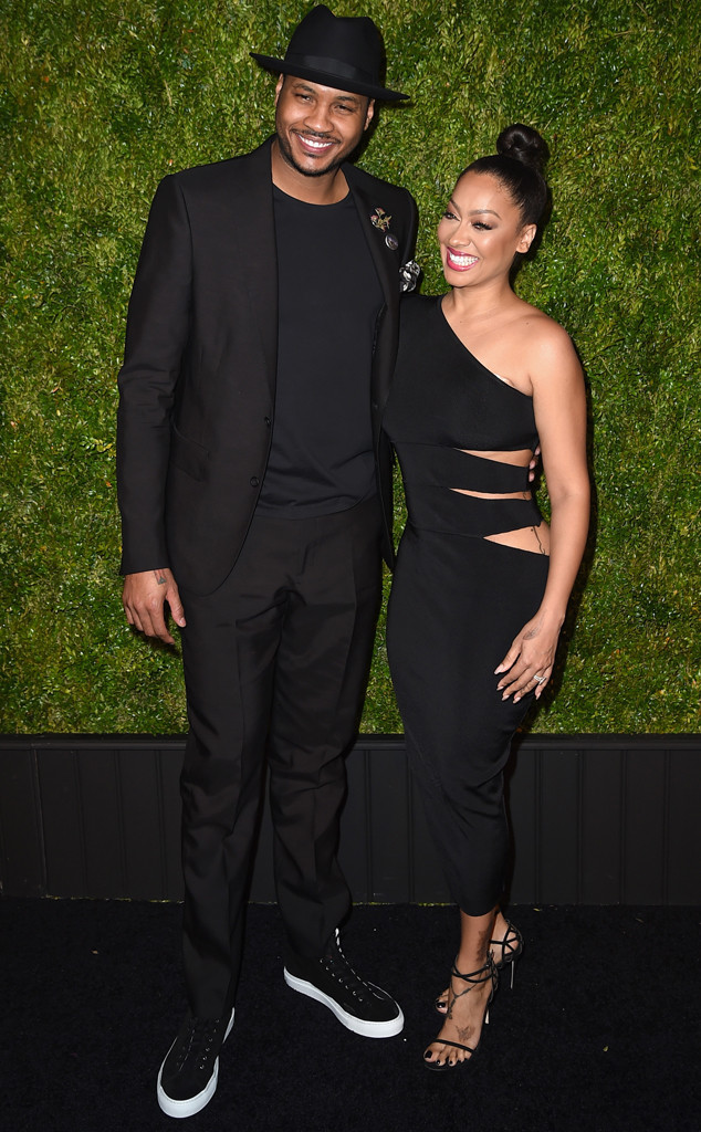Carmelo Anthony, La La Anthony, Tribeca Film Festival