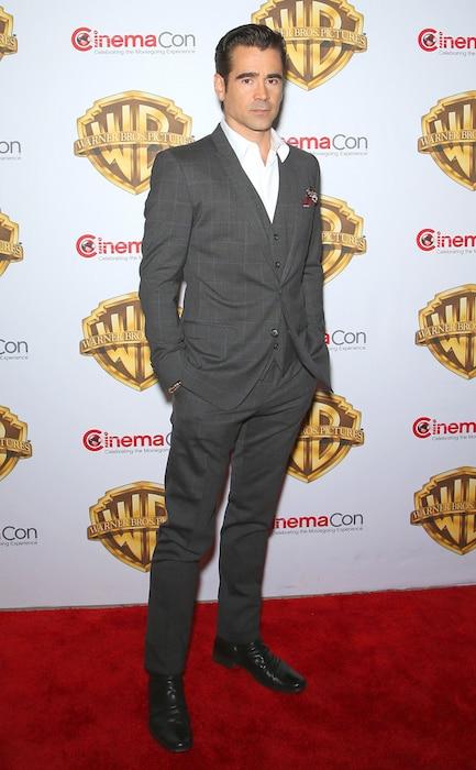 Colin Farrell, CinemaCon