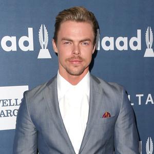 Derek Hough, 27th Annual GLAAD Media Awards