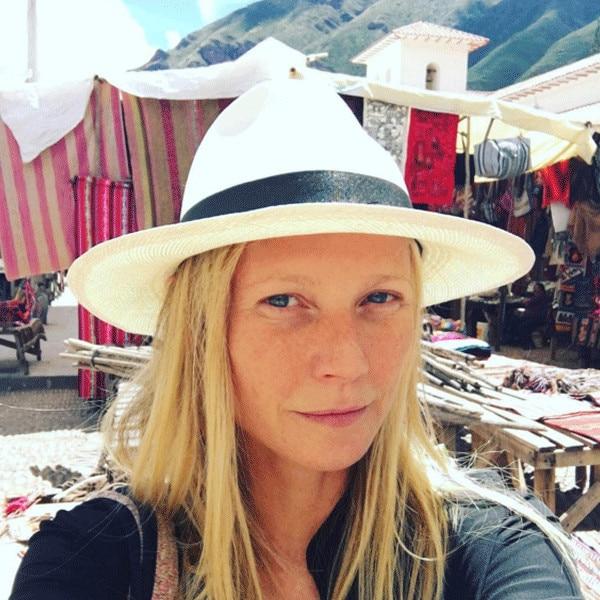 Gwyneth Paltrow Gets S... Gwyneth Paltrow Instagram