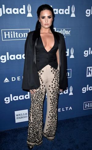 Demi Lovato, GLAAD Media Awards