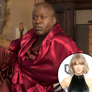Tituss Burgess, Unbreakable Kimmy Schmidt, Taylor Swift