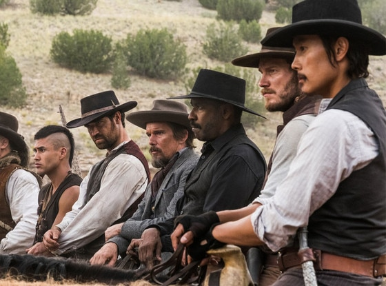 Chris Pratt, Magnificent Seven