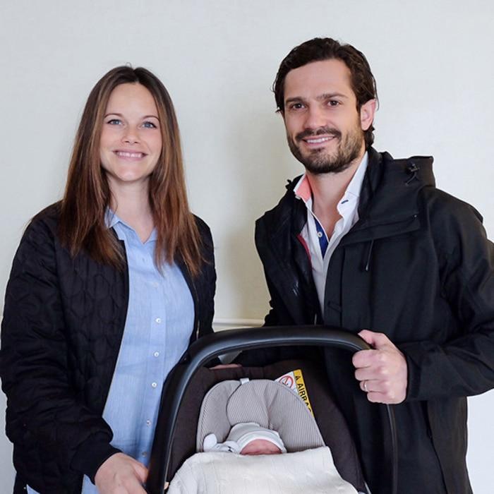 Sweden Royals, Prince Carl Philip, Princess Sofia, Baby Boy