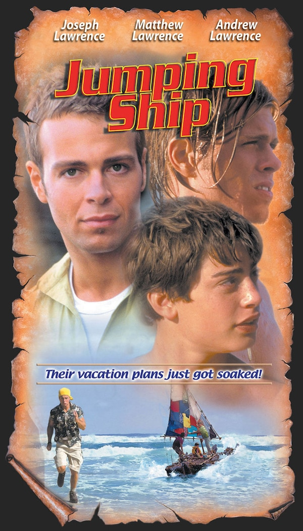 Joey lawrence jumping ship