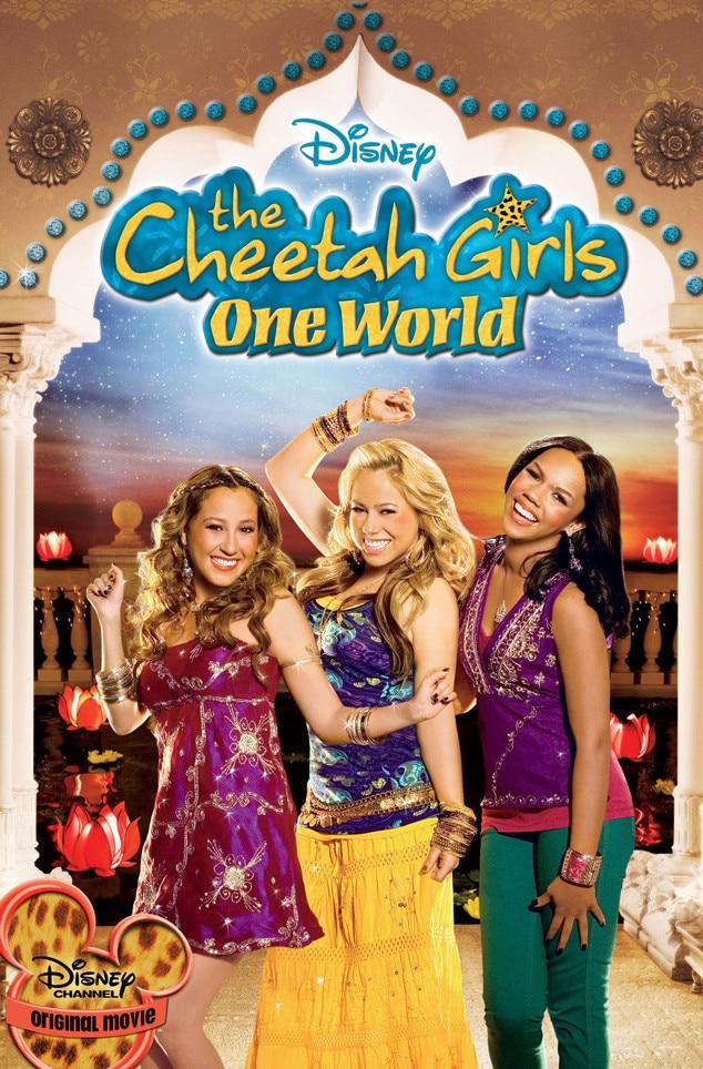 Worst 5 Cheetah Girls One World From Ranking Disney Channel S Best And Worst Original Movies