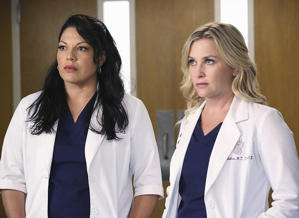 Grey's Anatomy's Jessica Capshaw Breaks Her Silence on ...