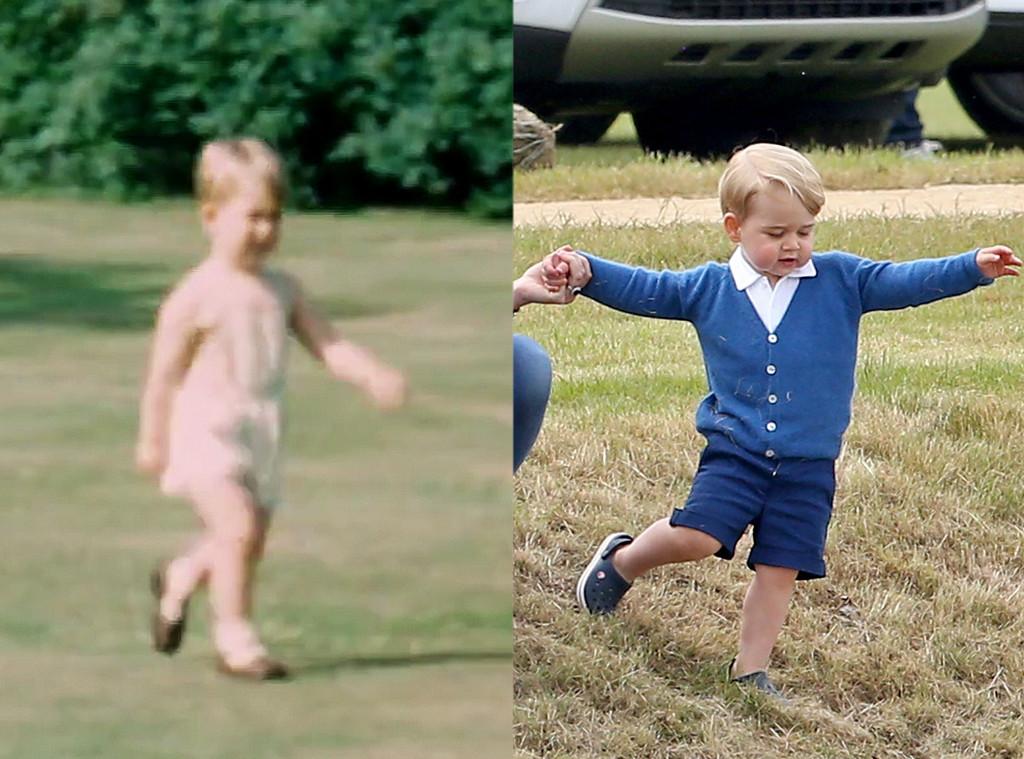 Prince Charles, Prince George