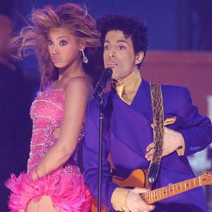 Beyonce, Prince