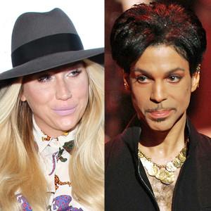Kesha, Prince