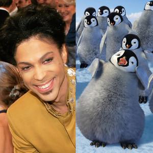 Prince, Happy Feet