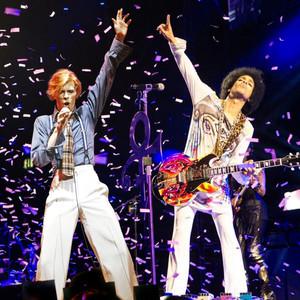 David Bowie, Prince