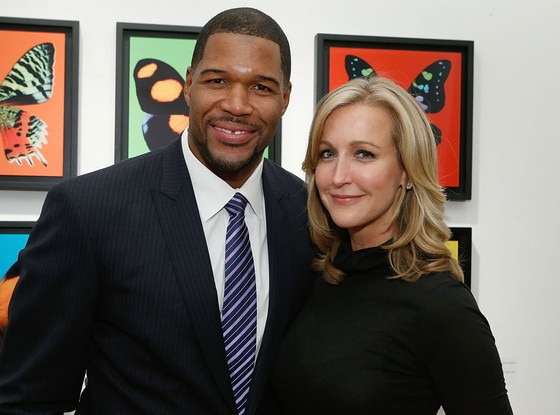 Lara Spencer Is Not Jealous Of Michael Strahan Source