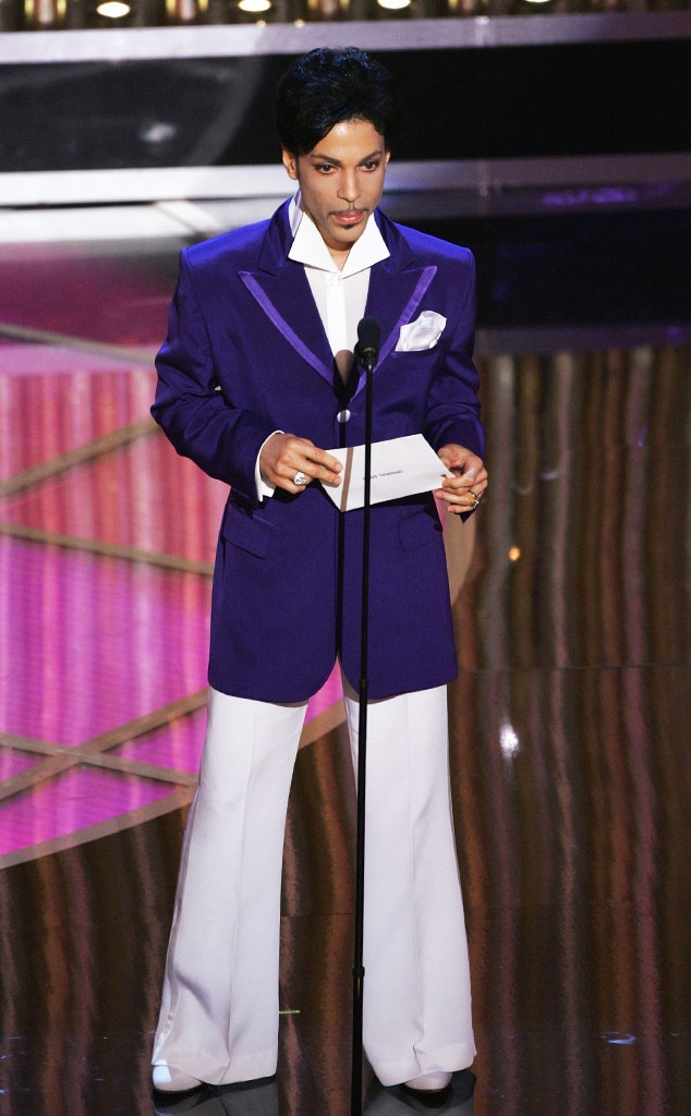 Prince, 2005, Oscars, Style