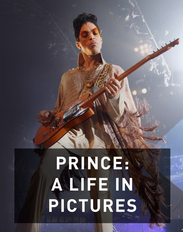 Prince, Cover Page
