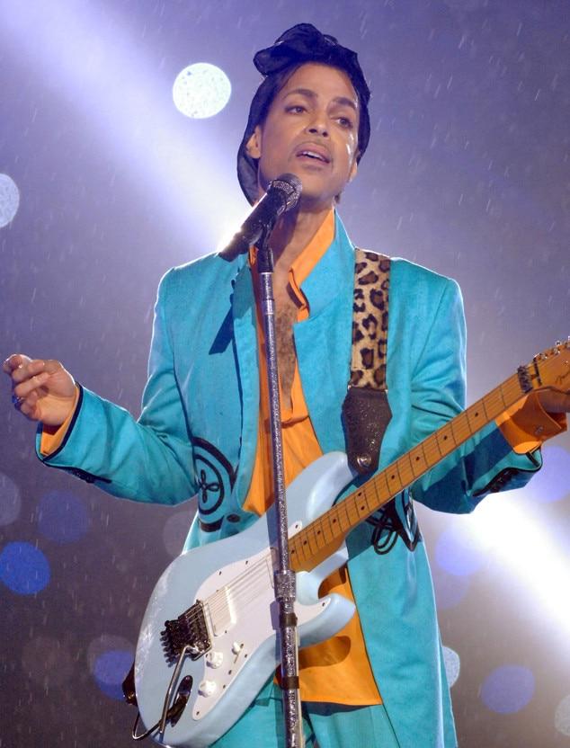 Prince, Super Bowl, 2007