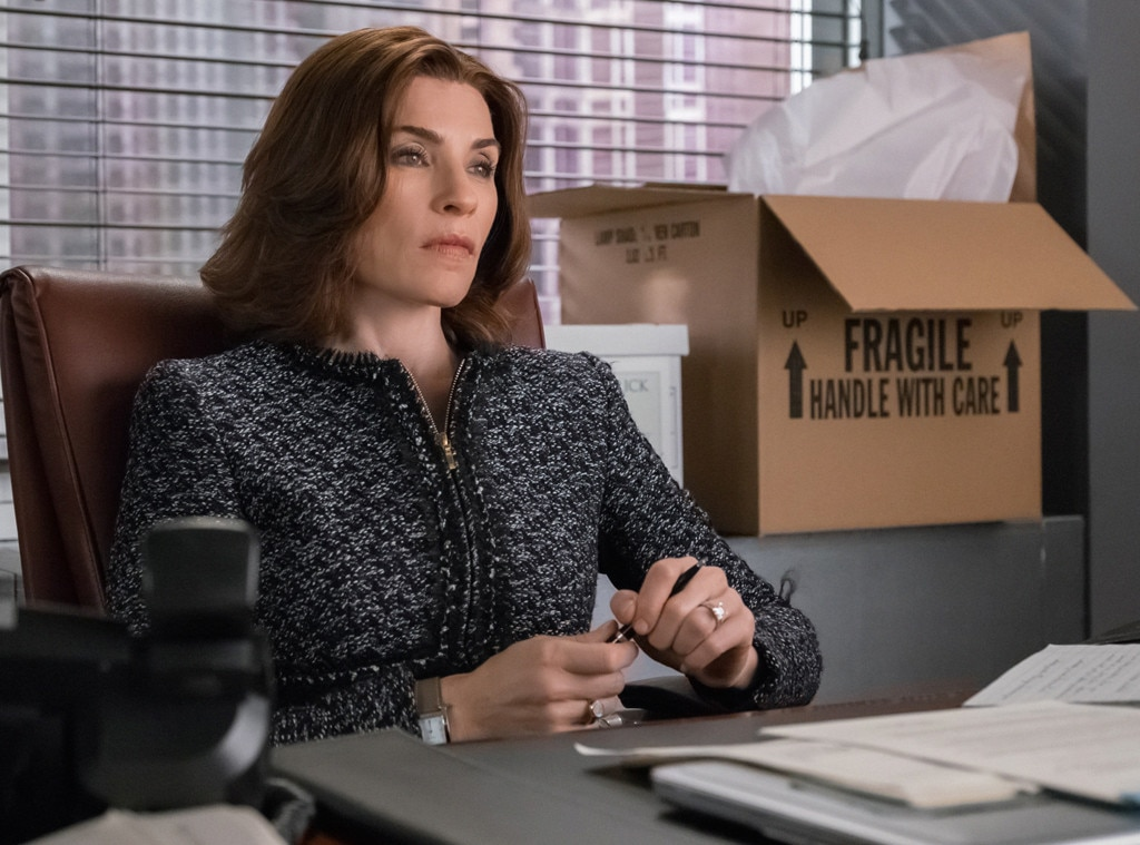 The Good Wife, Verdict, Party