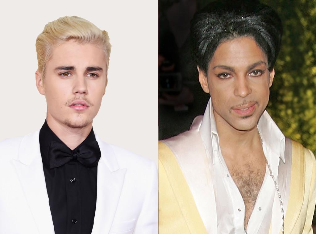 Justin Bieber, Prince