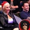 Christina Aguilera, Adam Levine, Prince