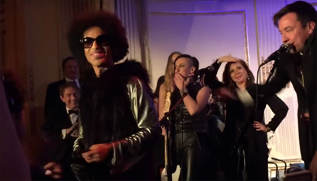 Prince, SNL 40th Anniversary After-Party