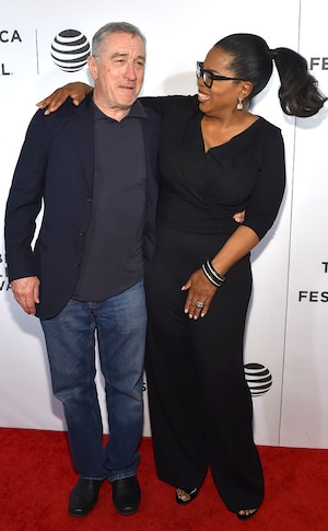 Robert De Niro, Oprah Winfrey, Tribeca Film Festival