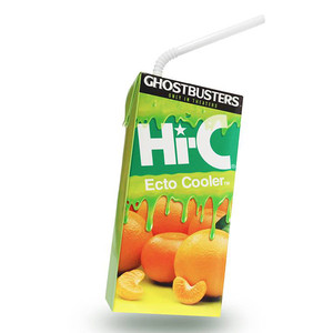 Hi-C Ecto Cooler, Ghostbusters