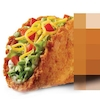 Crispy Chicken Chalupa Taco Bell