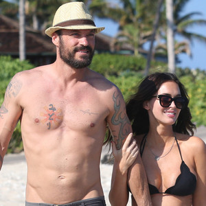 **for 5pm PST 4/25 Megan Fox, Brian Austin Green