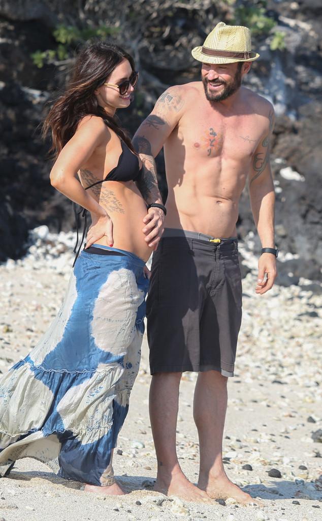 **for 5pm PST 4/25 Megan Fox, Brian Austin Green