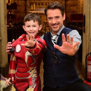 Robert Downey Jr, Hospital Visit
