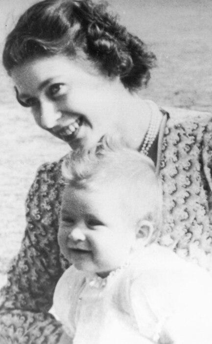 Prince Charles, 1949