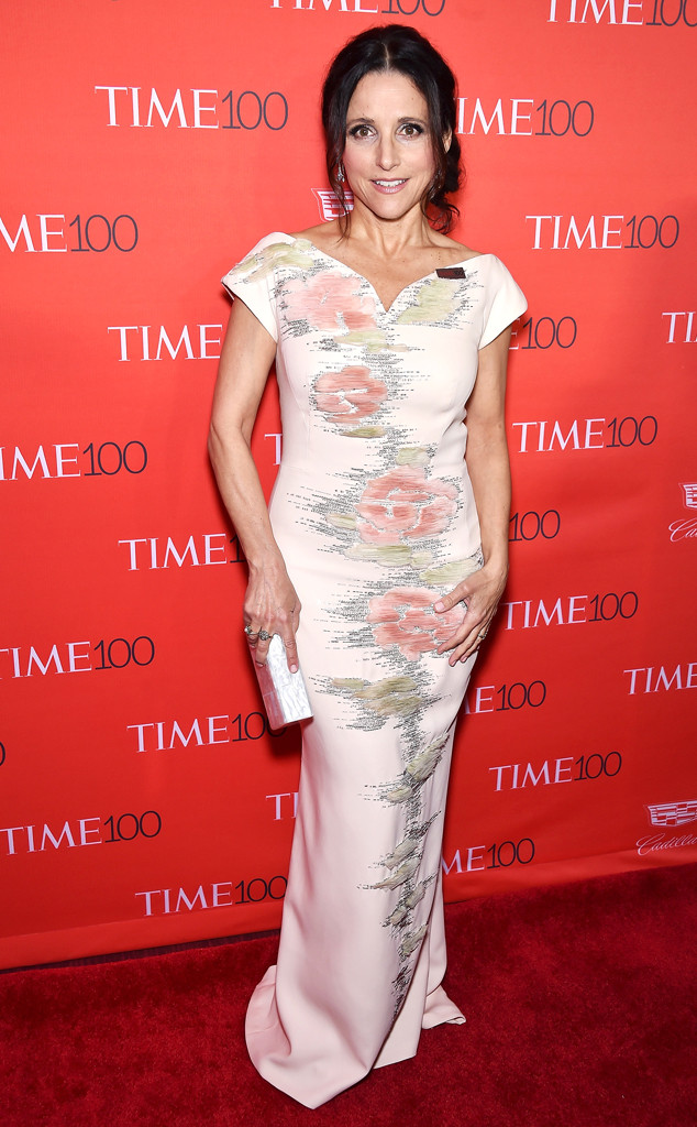 Julia Louis-Dreyfus, Time 100 Gala