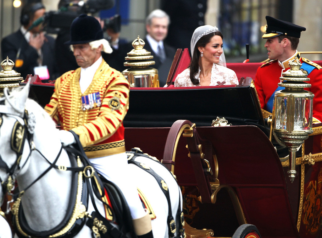 Prince William, Duke of Cambridge, Catherine, Duchess of Cambridge, Kate Middleton, Wedding