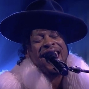 D'Angelo, The Tonight Show, Prince