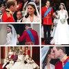 Royal Wedding Collage
